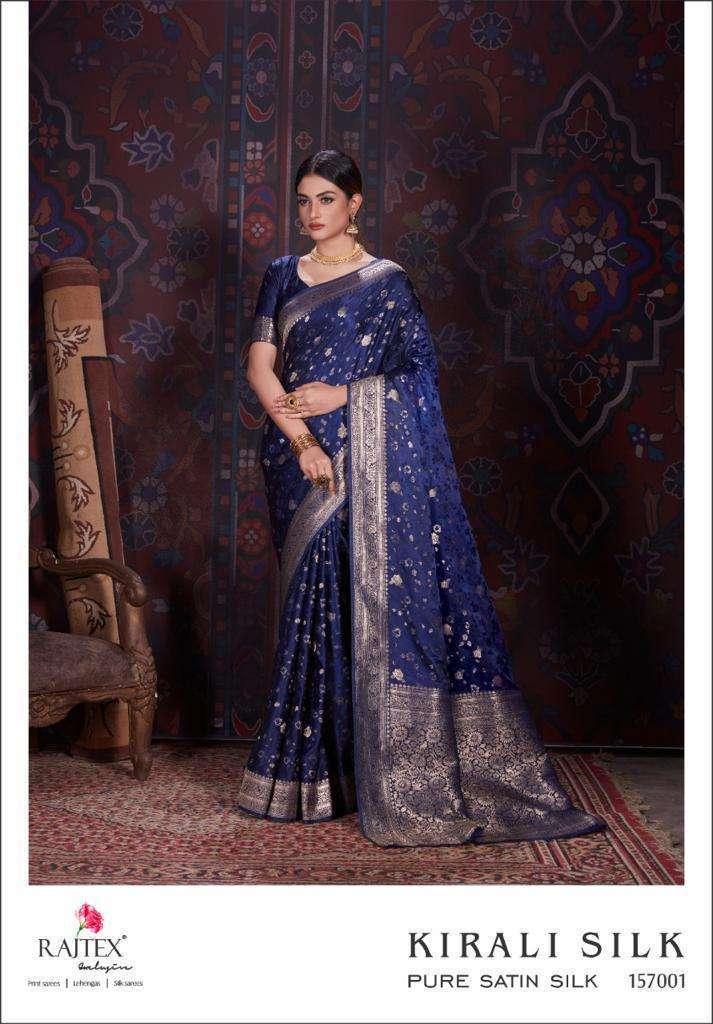 Rajtex Kirali Silk Sarees collection