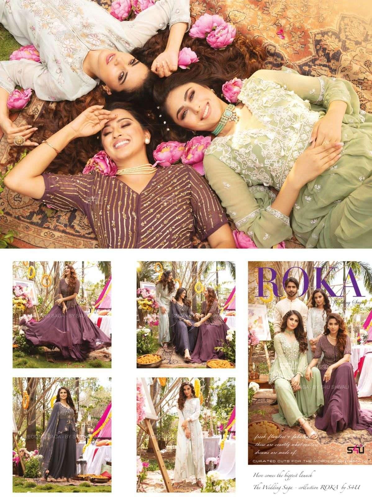 S4U Roka The Wedding Designer Collection