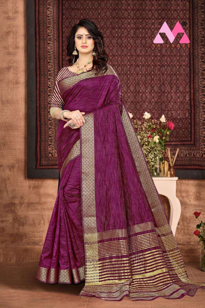 Samruddhi Soft Aasam Silk Sarees Collection