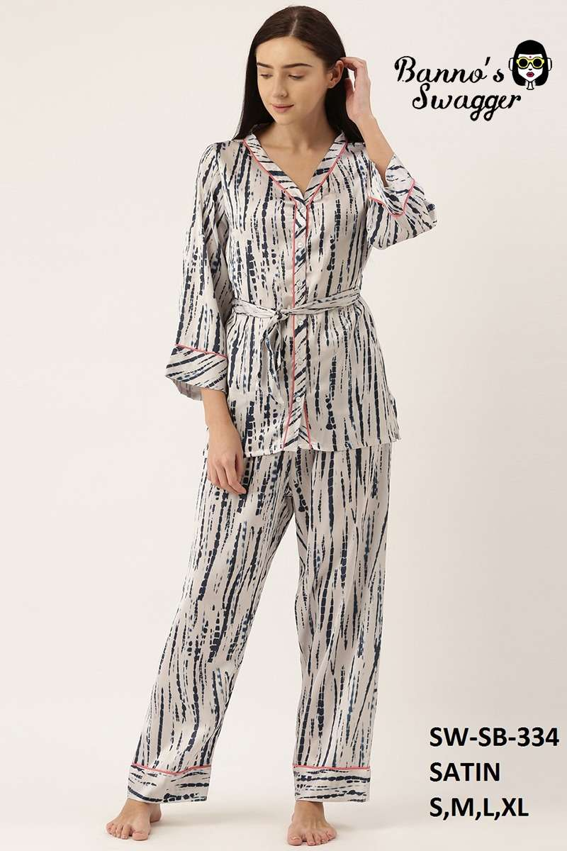 KEEV LIFESTYLES BANNO SWAGGER 334 NIGHT WEAR