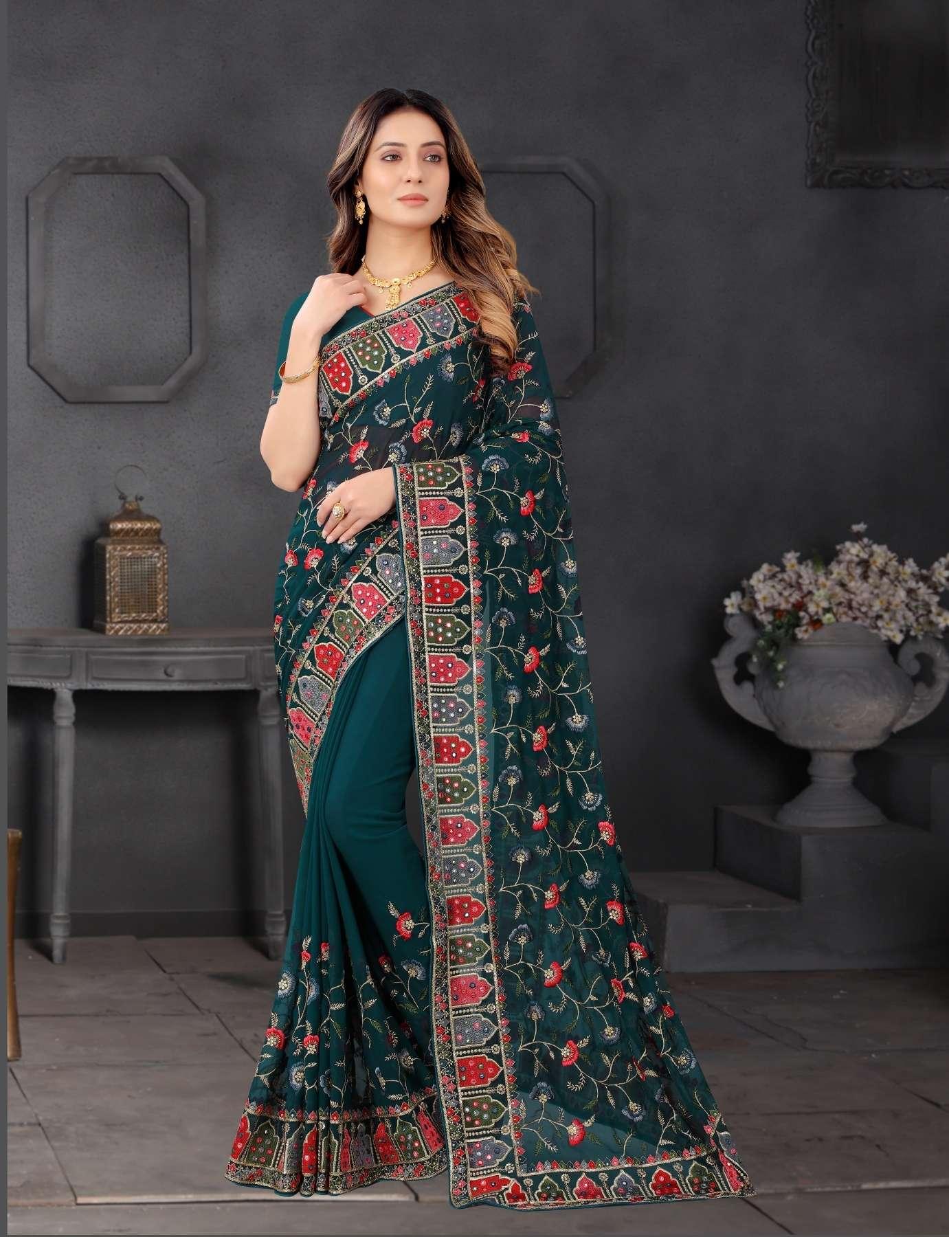 Naari fahion Sifaarish fancy designer saree collection