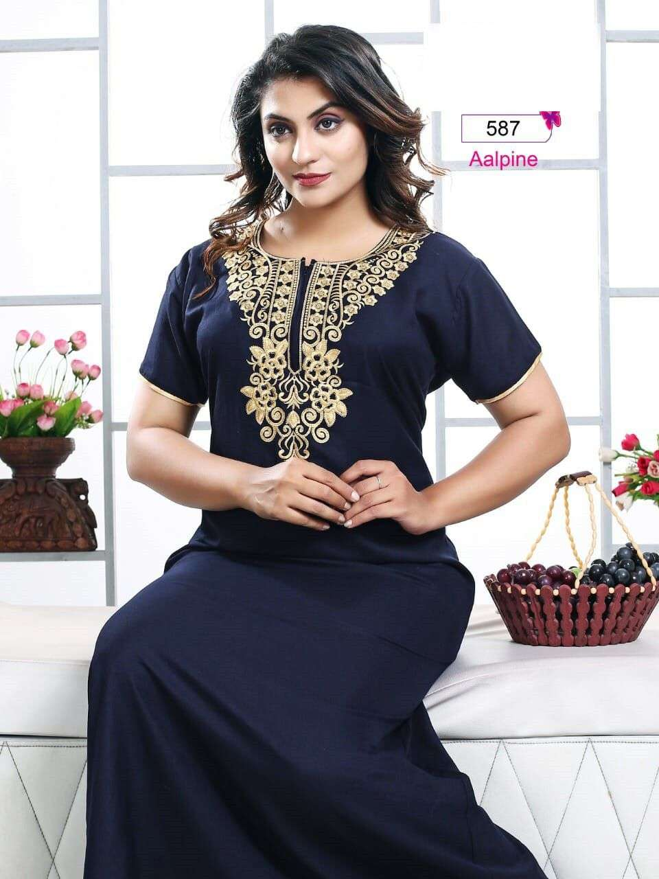 PV Vol 3 Viscose Polyester Night Collection