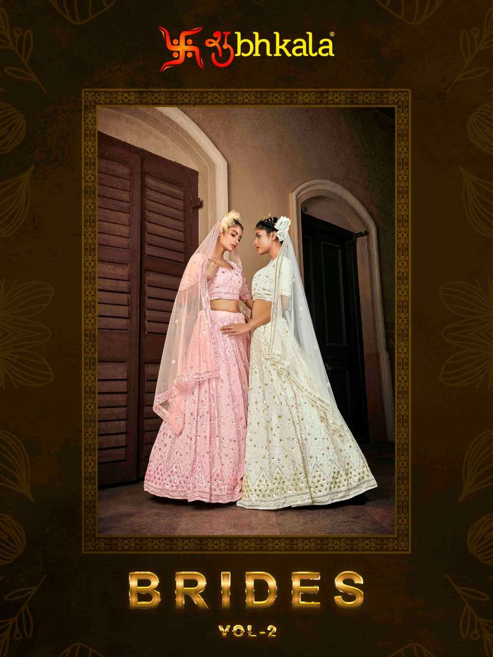 Shubhakala Brides vol 2 designer lehenga choli collection
