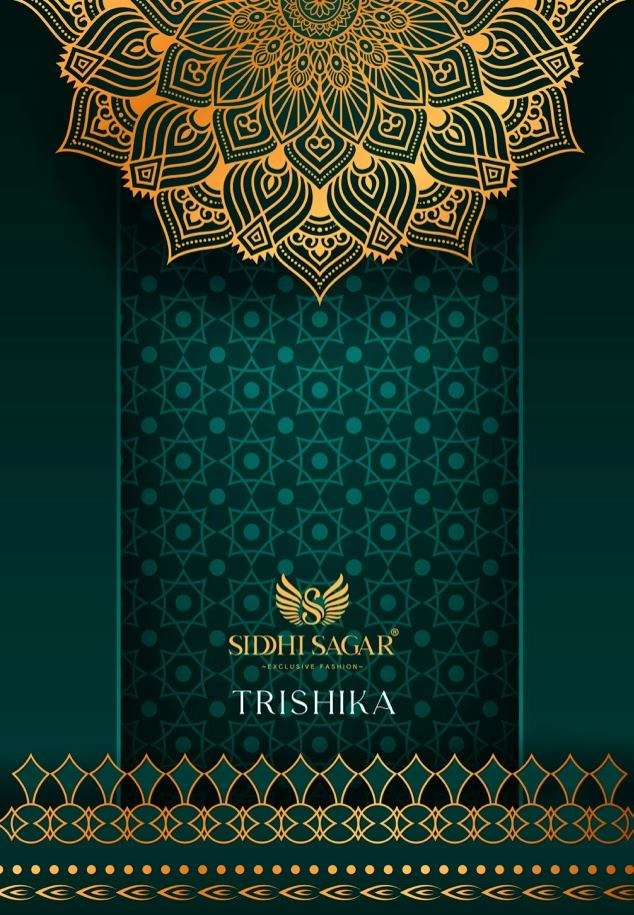 Siddhi Sagar Trishika Bemberg Pashmina With Kashmiri Work Suits Collection
