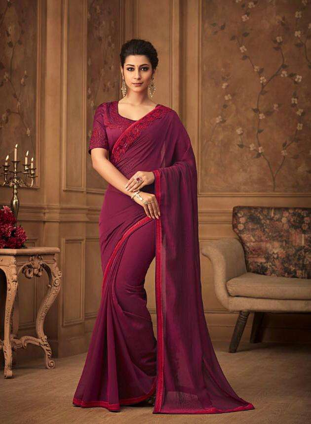 TFH DESIGNER SAREES COLLECTION AT WHOLESALE RATES