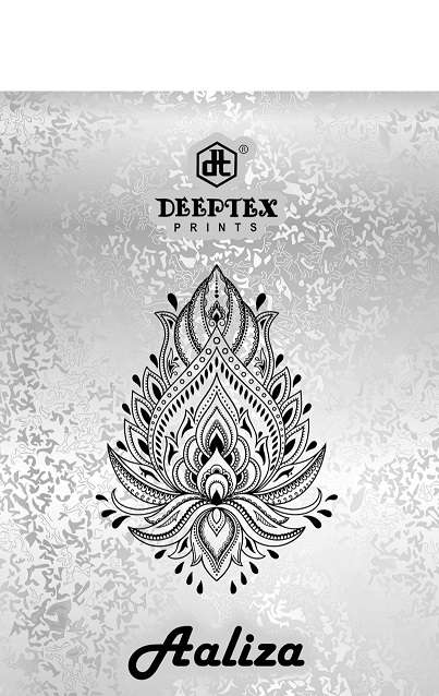 Deeptex Aaliza Pure Cotton printed Regular Wear Dress Material collection