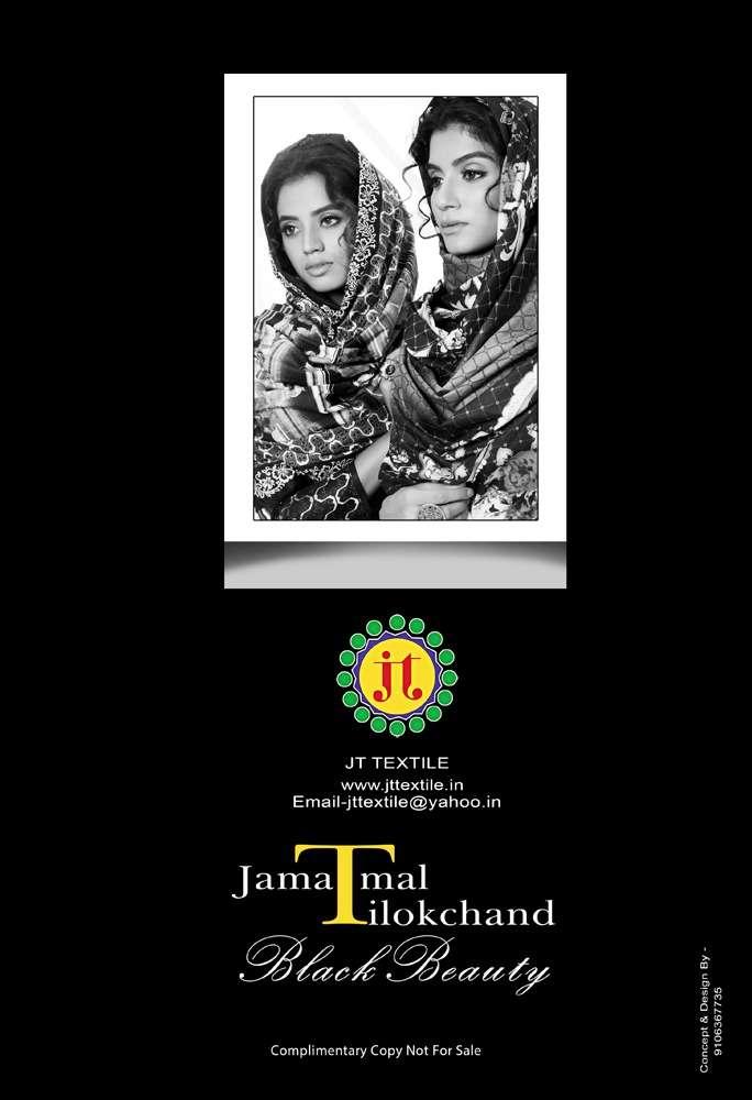 JT Black Beauty Vol 5 Cotton Printed Regular Wear Dress Material Collection