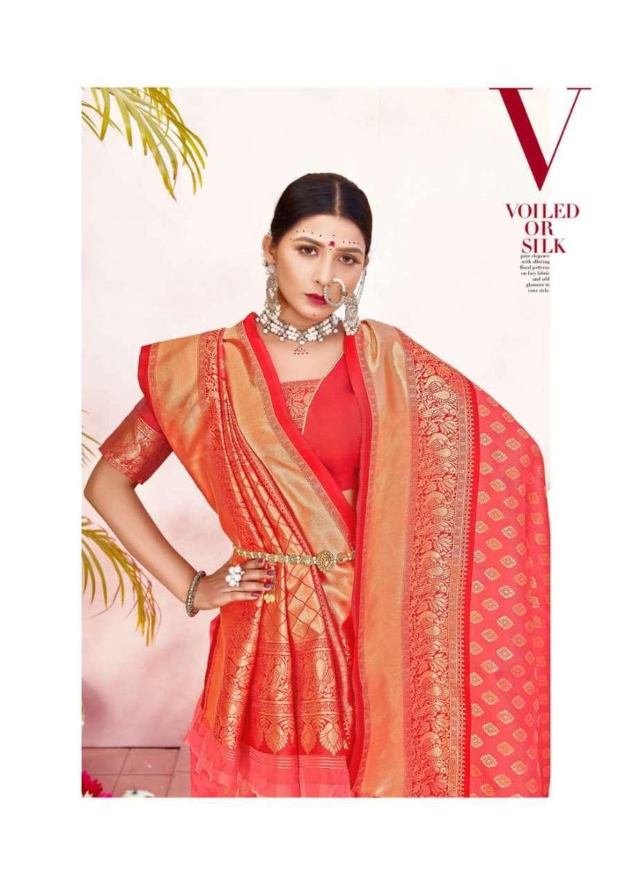 Shangrila Varnika Silk vol 3 Silk Traditional Sarees collection