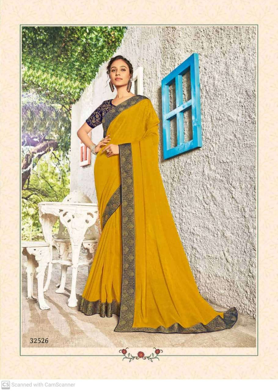 subhash sparsh vol 5 georgette with party wear saree collection  06