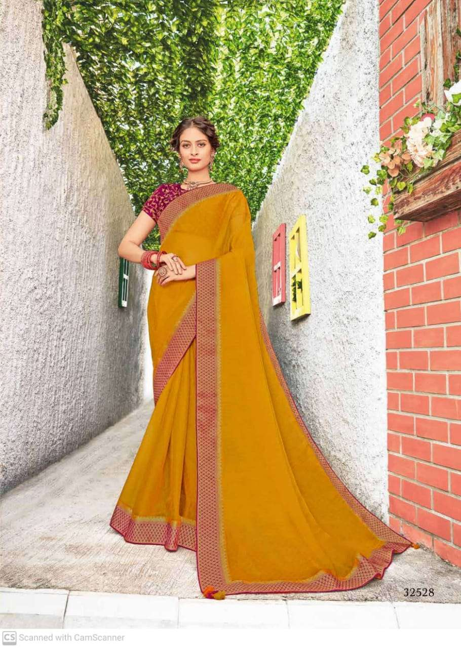 subhash sparsh vol 5 georgette with party wear saree collection  08