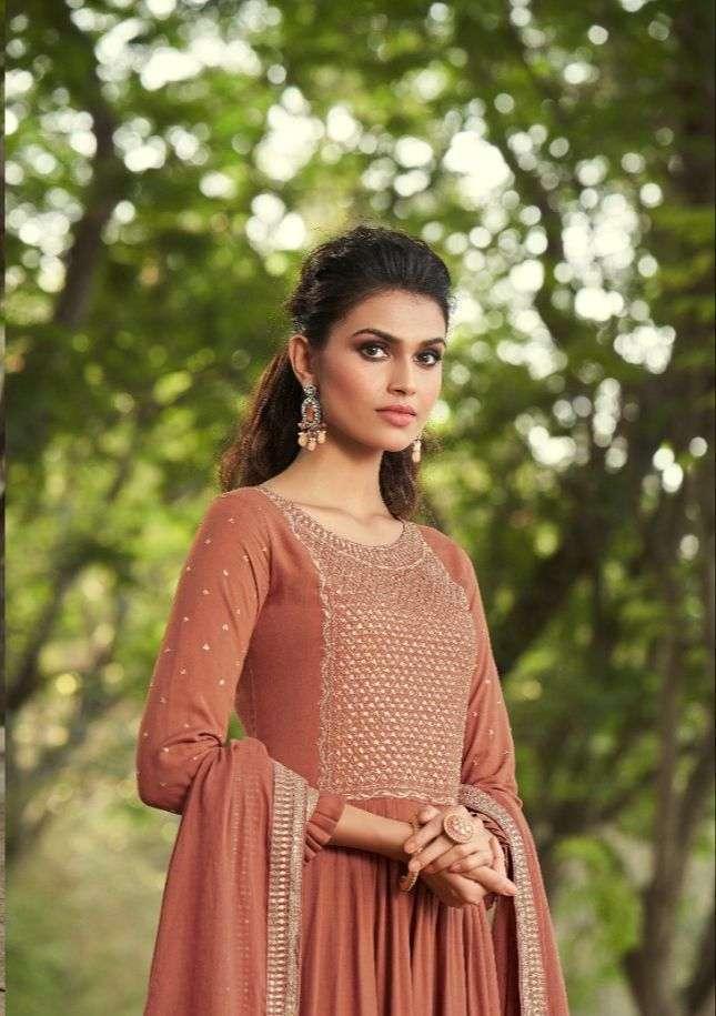 Maisha Maskeen Raheema Viscose rayon With Embroidery Work Readymade Suits collection