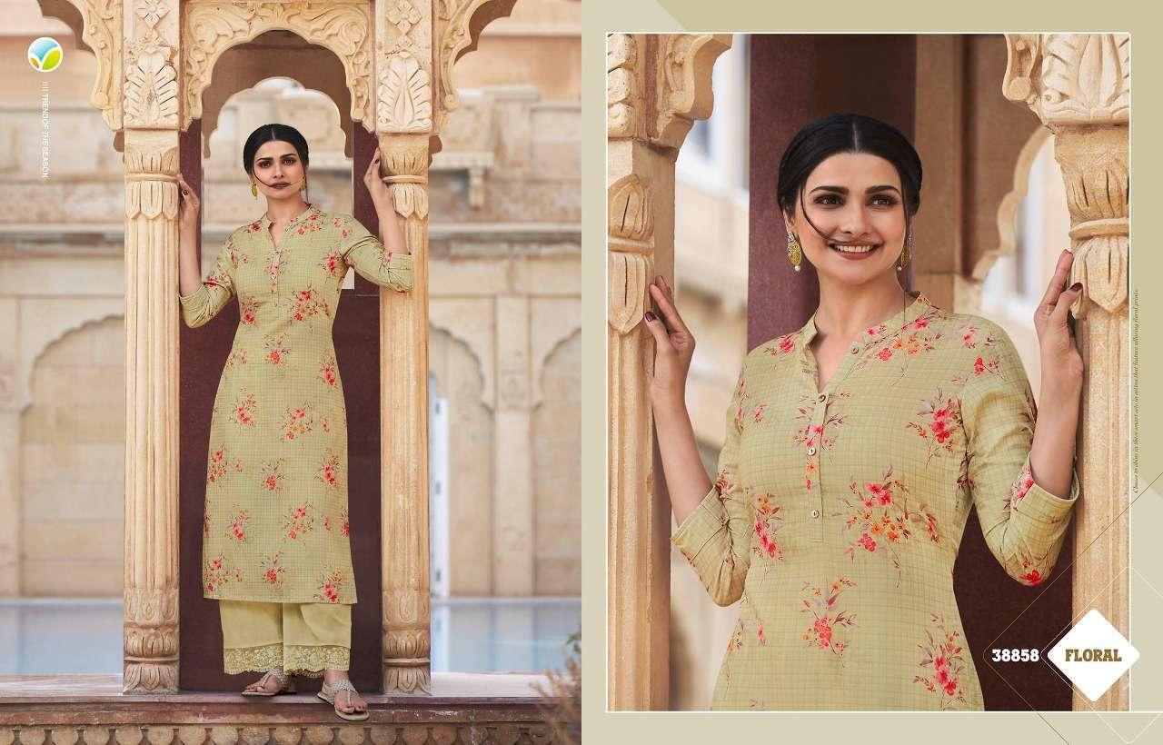 Vinay Fashion Tumbaa Refresh Heavy Modal Cotton with Digital print Kurti With Bottom collection