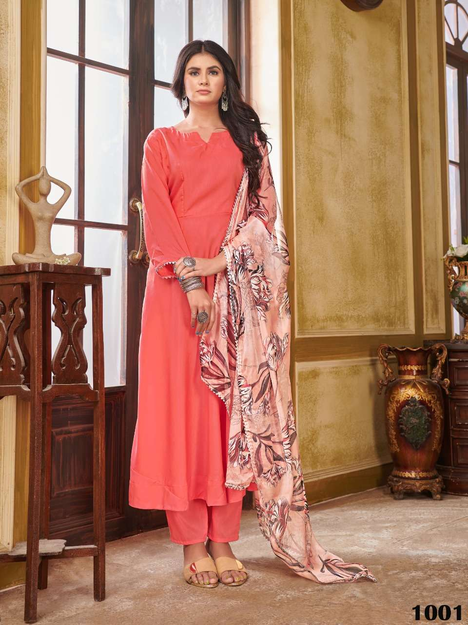 aayaa vol 1 ready made salwar kameez kurtis pant and dupatta catalog