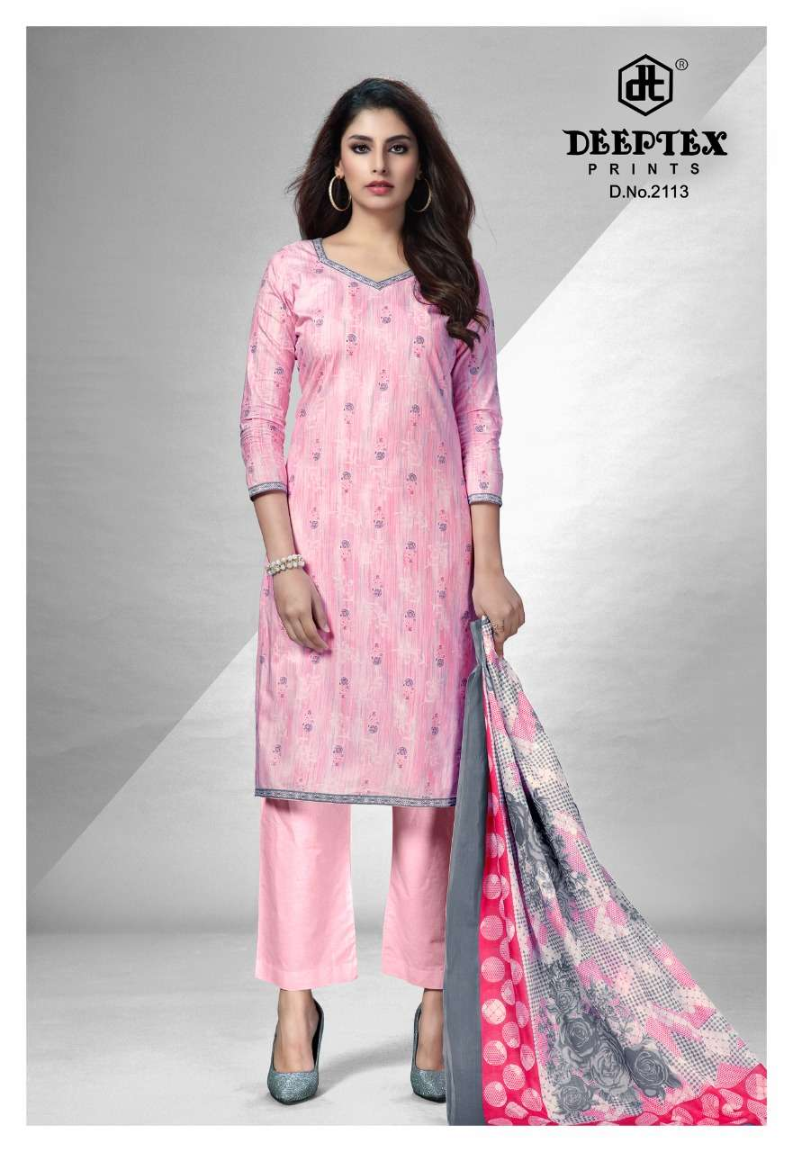 DEEPTEX CHIEF GUEST VOL 21 LATEST PRINTED COTTON SUITS SUPPLIER