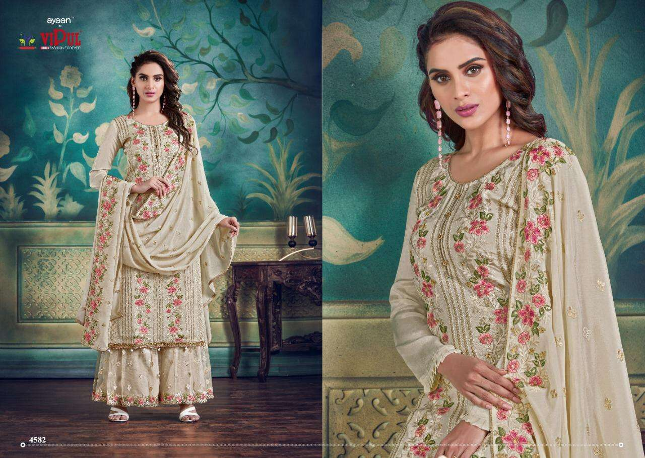 LATEST VIPUL AND KARMA SINGLES DESIGNS AT WHOLESALE PRICE