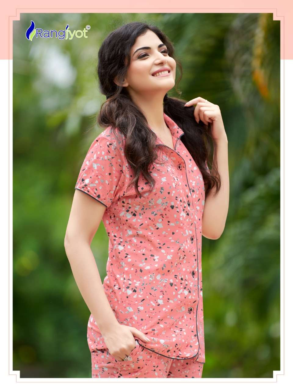 Rangjyot Vol 201 Hosiery Cotton Night Suits collection