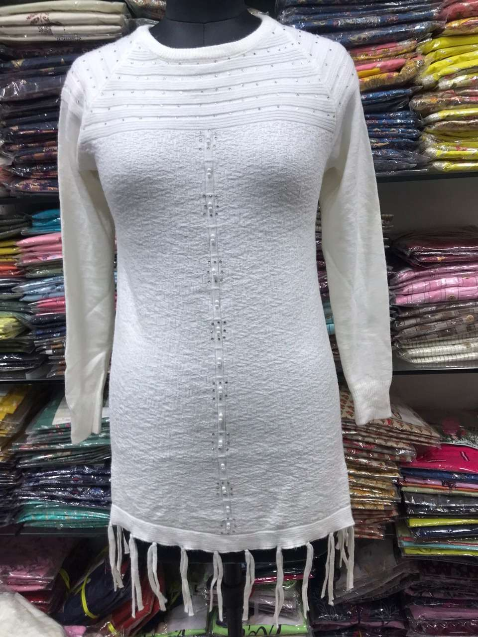WOLLEN KURTIS FOR WINTER AT WHOLESALE RATES