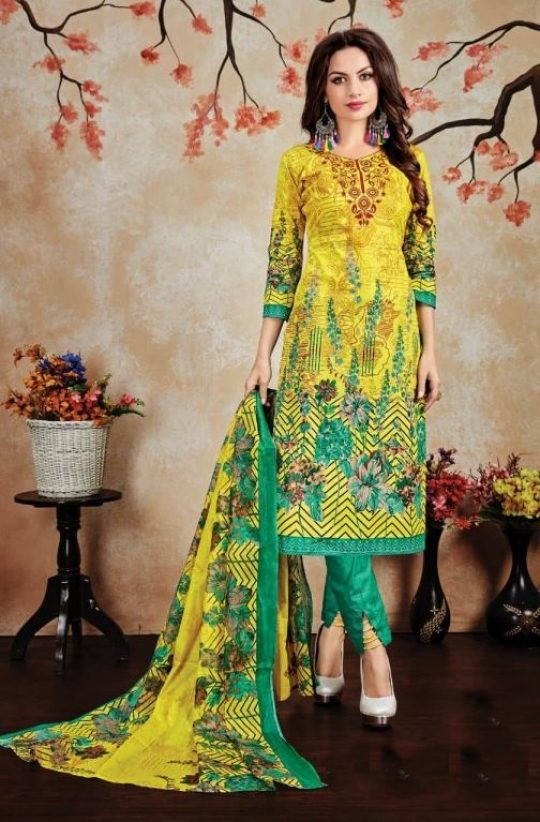 a80de2f69d Naaz Vol 2 By Karachi Cotton Dress Material | Ethnic Export
