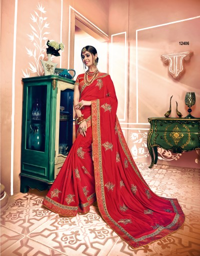 Monsoon Season Sale 2020 Heavy Party Wear Sarees At Cheapest Price Ever