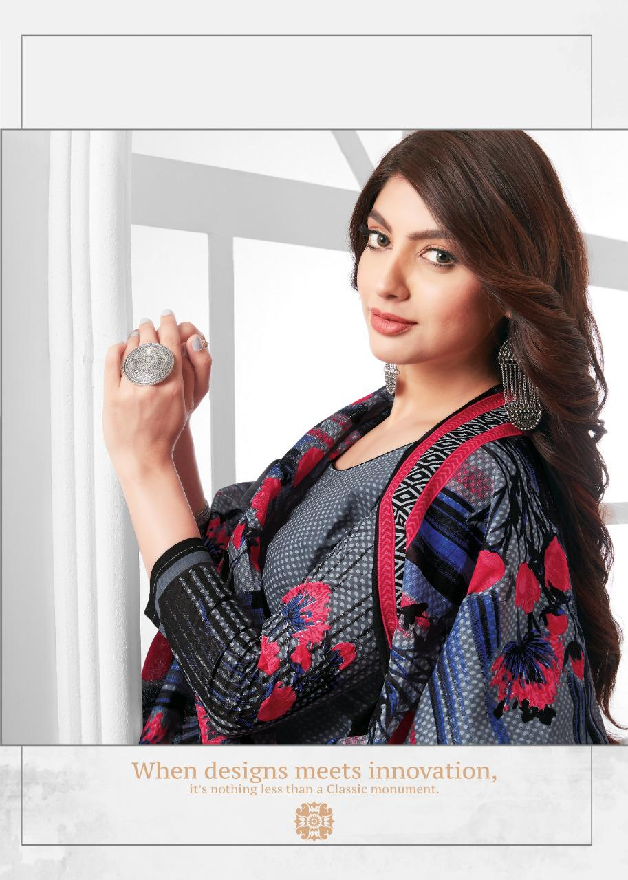 Baalar Karachi Cotton Vol 9 Pure Lawn Cotton Printed Dress Material Collection At Wholesale Rate