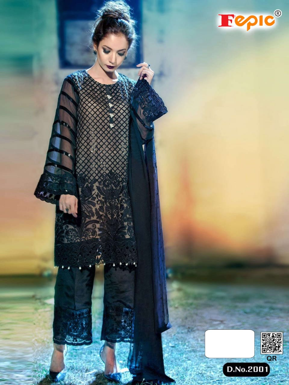 Fepic Rosemeen Pakistani Suits Collection At Wholesale Rate
