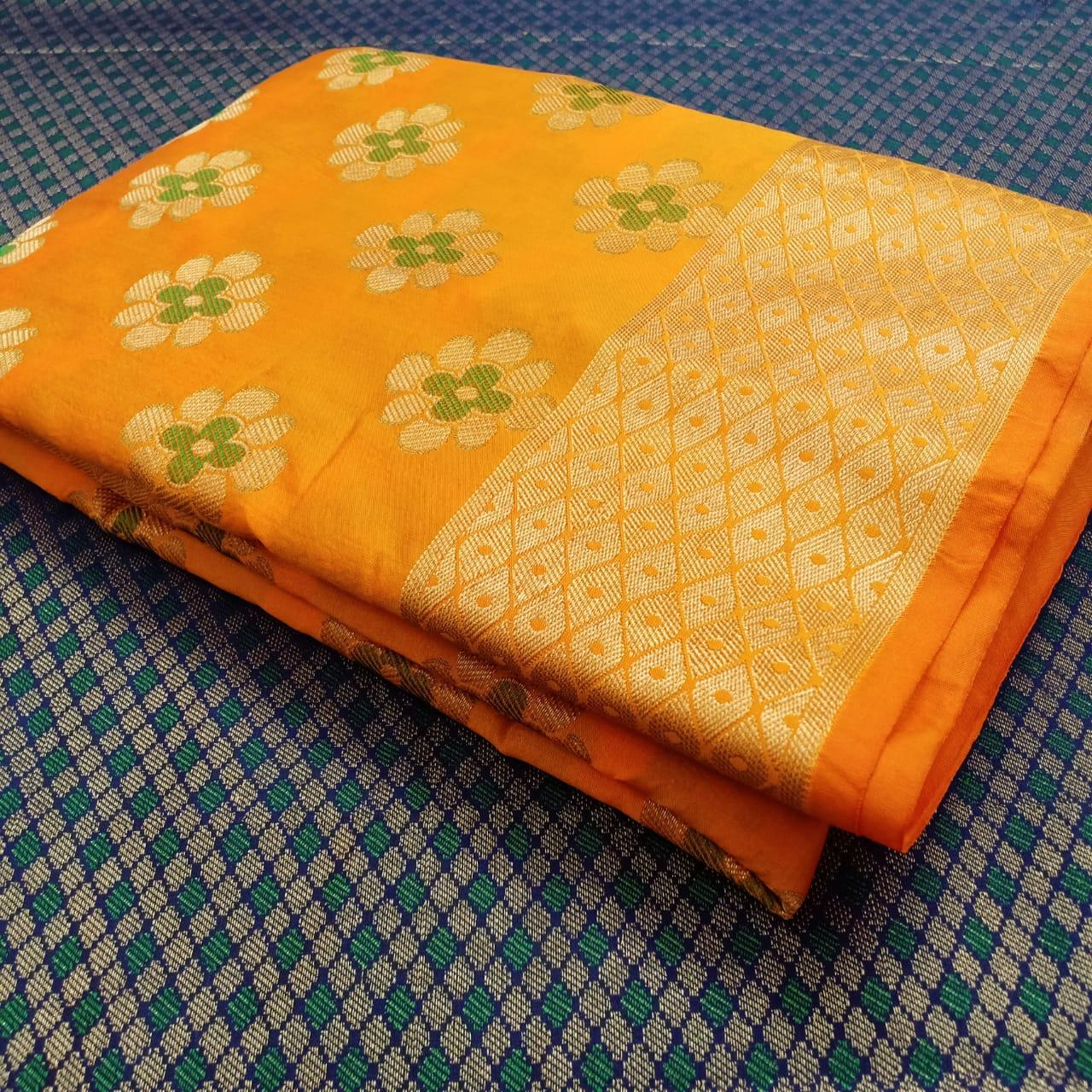 Soft Patola Silk With Rich Pallu Designer Sarees At Wholesale Rates