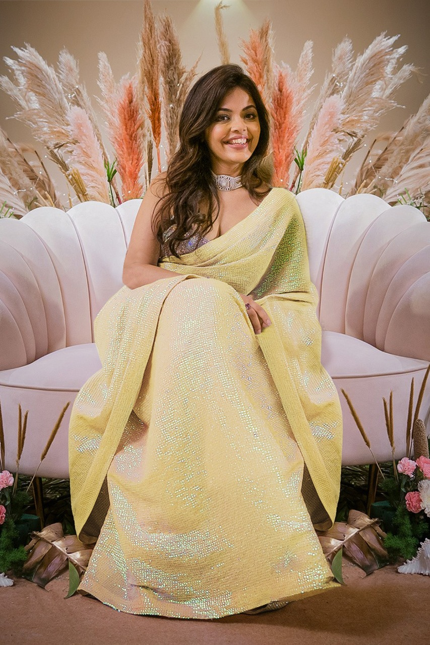 Sequence Sarees On Georgette Latest Edition Bollywood Style At Wholesale Rates