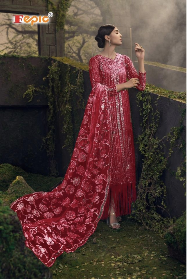 Rosemeen Florals By Fepic Awesome Pakistani Salwar Kameez
