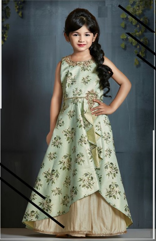 Latest Kids Gown Dresses Collection Of 2019 At Wholesale Rates