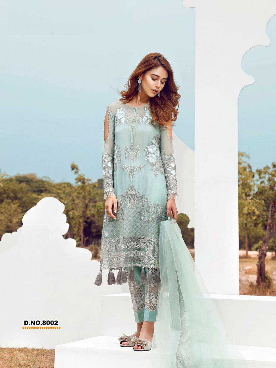 Latest Fepic Dress Materials Pakstani Style Exclusive Collection At Wholesale Rates